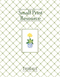 Cover phtoo for Small+Print+Resource collection