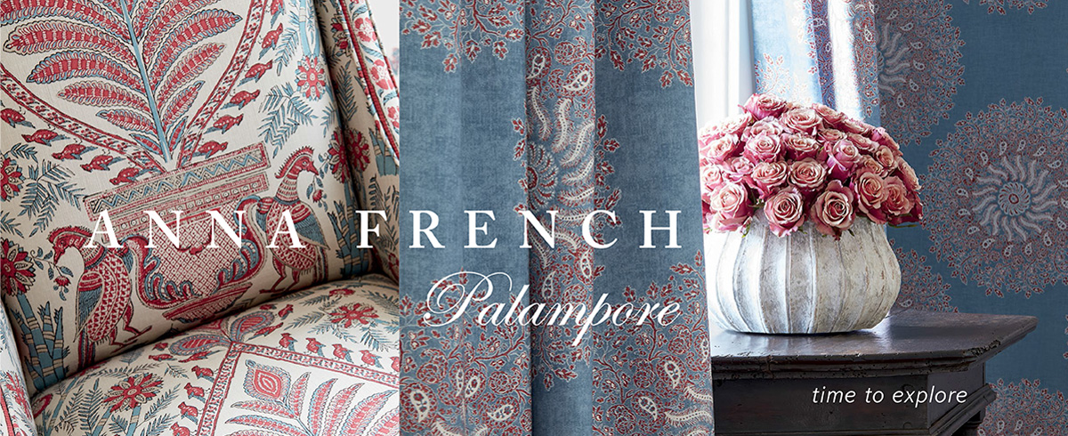 Palampore Collection from Anna French