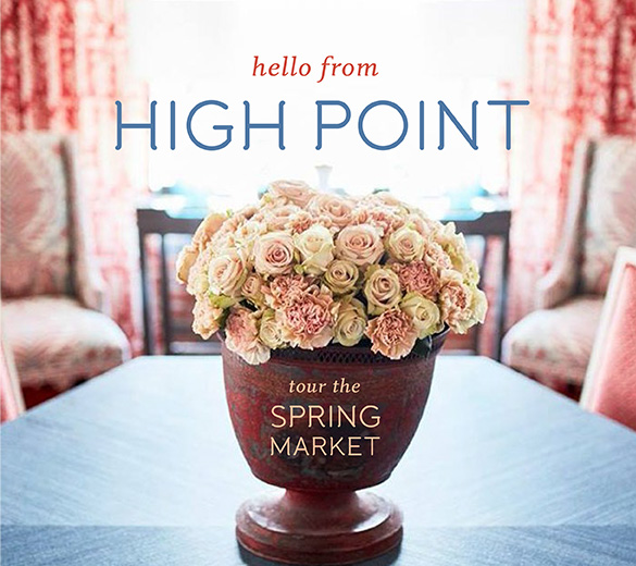 High Point Spring 2018 Market
