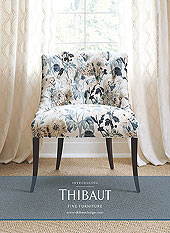 Thibaut Fine Furniture - Longwood Blue small image