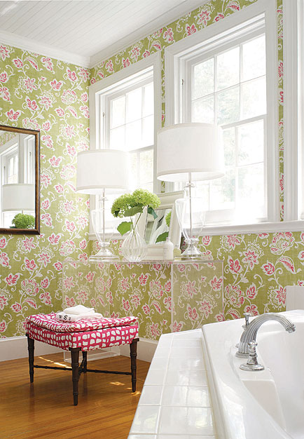 Update Your Aesthetic with Bold Designs from The Avalon Collection by Thibaut