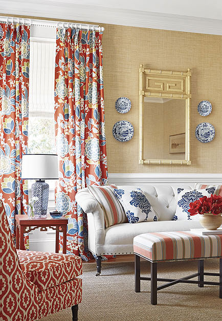 Thibaut's Monterey Collection Full of Bohemian Flair