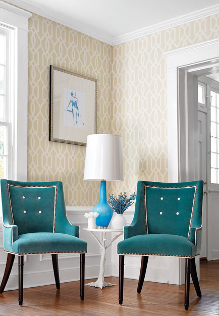 Neutral Style with Clear Direction in Thibaut's Neutral Resource Collection