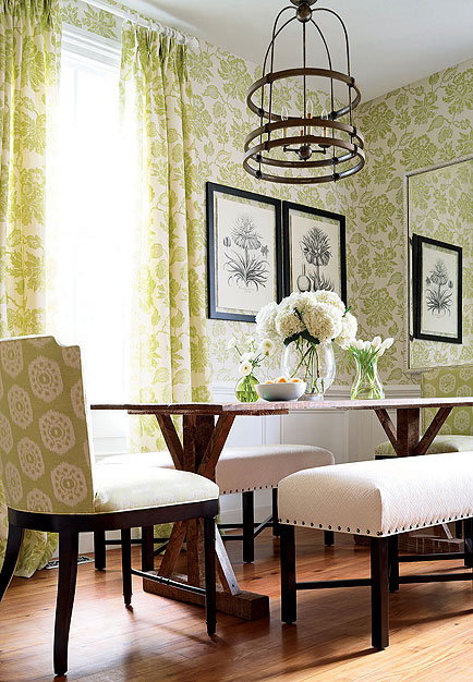 Classic American Design with Reverence for British Style, Thibaut Presents The Richmond Collection