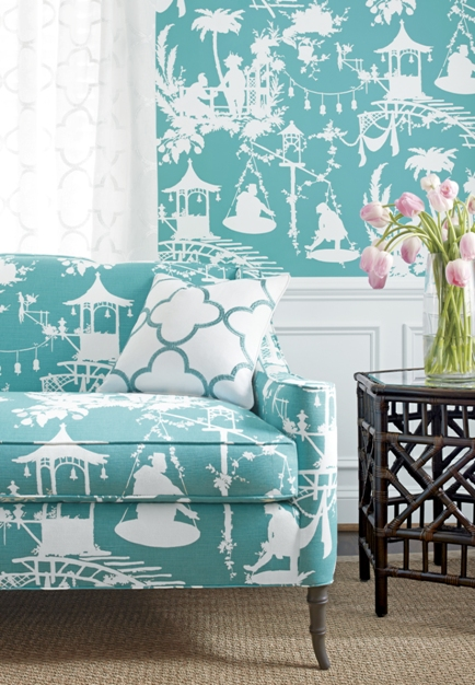 Celebrate Bright Days in Sophisticated Style with Thibaut's Resort Collection