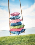 Thibaut Marries Style and Durability in Calypso: a Collection of Coordinated Sunbrella Indoor/Outdoor Woven Fabrics