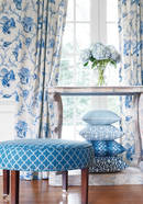 Thibaut Design Sumba Shell in Biscayne
