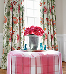 Thibaut Design Portofino & New England Plaid in Bridgehampton