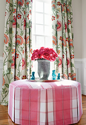 Portofino & New England Plaid from Bridgehampton Collection