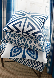 Blue Group from Bridgehampton Collection