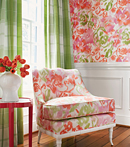 Thibaut Design Waterford Floral in Bridgehampton
