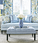 Thibaut Design Haven in Canopy