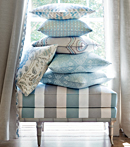 Thibaut Design Tarragon in Caravan
