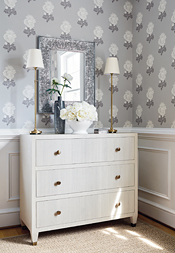 Aldith Wallpaper from Chestnut Hill Collection