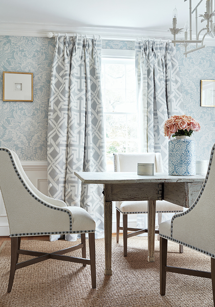 Chardonnet Damask from Chestnut Hill Collection