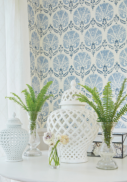 Turkish Damask from Chestnut Hill Collection