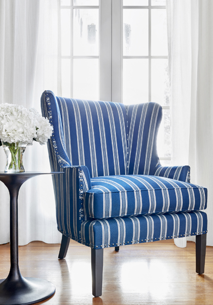Colonnade Stripe from Woven Resource 11: Rialto Collection