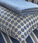 Thibaut Design Navy Group in Woven Resource 11: Rialto