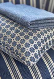 Navy Group from Woven Resource 11: Rialto Collection