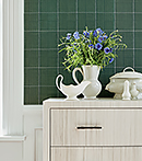 Thibaut Design Grassmarket Check in Colony