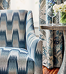 Thibaut Design Stockholm Chevron in Colony