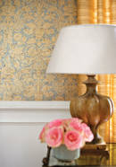 Thibaut Design Curtis Damask in Damask Resource 3