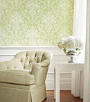 Thibaut Design Alicia Damask in Damask Resource 4
