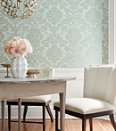 Thibaut Design Passaro Damask in Damask Resource 4