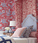 Thibaut Design Cheng Toile in Dynasty