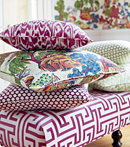 Thibaut Design Purple Group in Dynasty