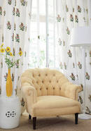 Thibaut Design Promegranate Embroidery in Gatehouse
