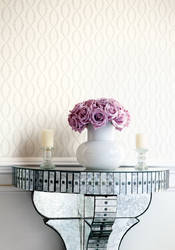Beaded Trellis from Geometric Resource Collection