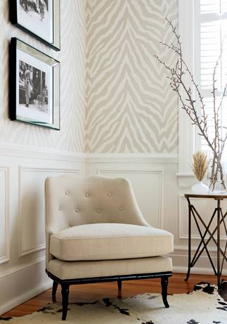 Thibaut Design Etosha in Geometric Resource