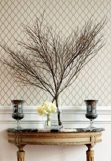 Rothbury Trellis from Geometric Resource Collection