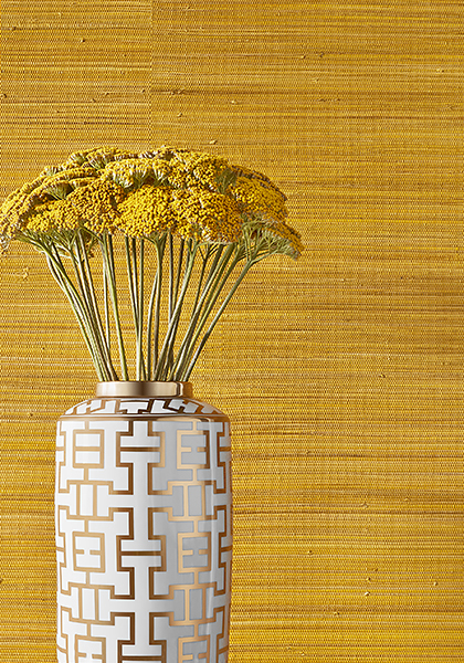 Raffia Palm from Grasscloth Resource 5 Collection
