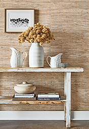 Sutton Stripe from Grasscloth Resource 5 Collection