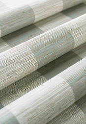 Crossroad Stripe Rolls from Grasscloth Resource 4 Collection