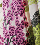 Thibaut Design Daintree Embroidery in Greenwood