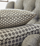 Thibaut Design Charcoal Group in Woven Resource 11: Rialto