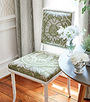 Thibaut Design Earl Damask in Heritage