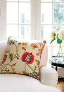 Thibaut Design Cayman Embroidery in Jubilee