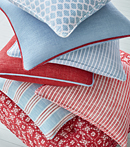Thibaut Design Red White & Blue Group in Landmark