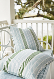 Topsail Stripe from Landmark Collection