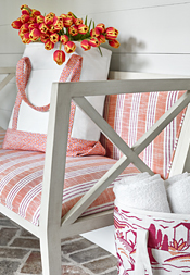 Southport Stripe from Landmark Collection