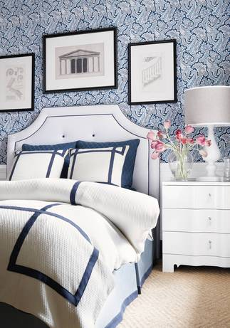 Thibaut Design Winchester Paisley in Menswear Resource