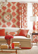 Thibaut Design Arturo Damask in Monterey