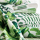 Thibaut Design Emerald Color Series in Nara