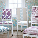 Thibaut Design Tree House Wallpaper in Nara