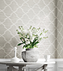 Thibaut Design Carolyn Trellis in Natural Resource 2