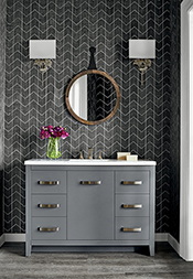 Cordoza Weave from Bathroom & Powder Room Collection